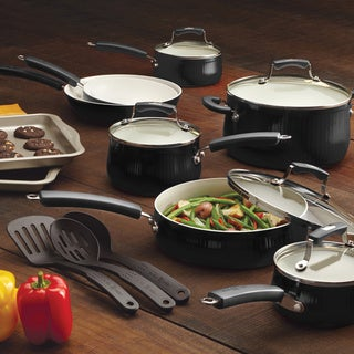 Paula Deen Savannah Collection 17-piece Aluminum Cookware/ Bakeware Set