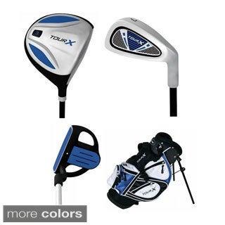 Merchants of Golf Tour X Size 0 3pc Junior Golf Set