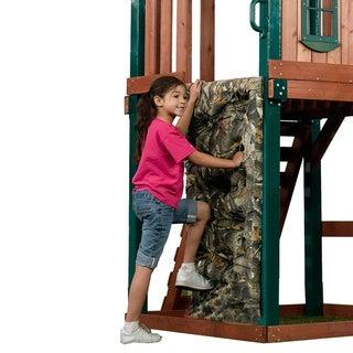 Swing-N-Slide Real Tree Cliff Climber