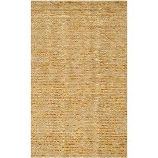 Safavieh Hand-woven Bohemian Gold Jute Rug (2' x 3')