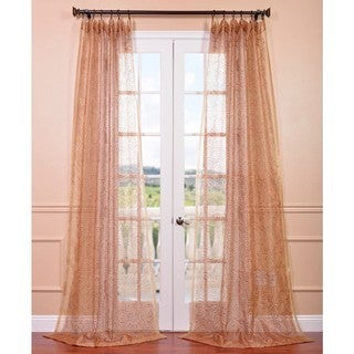 120 Inches Sheer Curtains Overstock Shopping The Best Prices Online