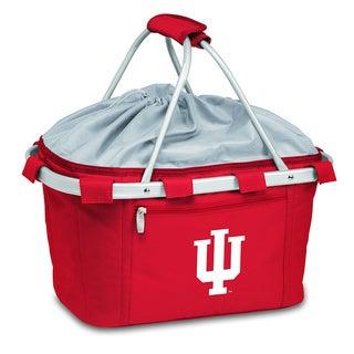 Digital Print Red Metro Basket (Indiana University Hoosiers)