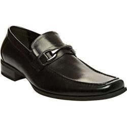 Men's Steve Madden Evade Black Leather