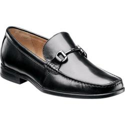 Men's Nunn Bush Glendale Bit Black Leather