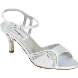 Women's Dyeables Ariana White Satin