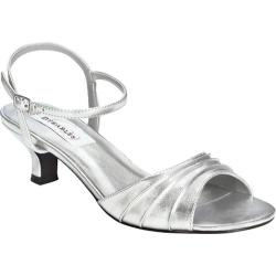 Women's Dyeables Brielle Silver Metallic