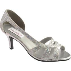 Women's Dyeables Indie Silver Glitter
