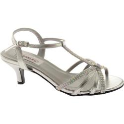 Women's Dyeables Lindsey Silver Metallic