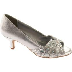 Women's Dyeables Tracy Silver Shimmer