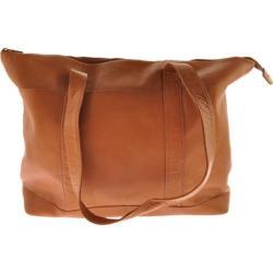 Women's Millennium Leather Large Casual Tote VN Tan Vaqueta Nappa