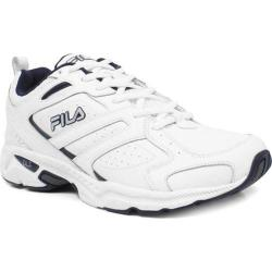 Men's Fila Capture White/Peacoat/Metallic Silver