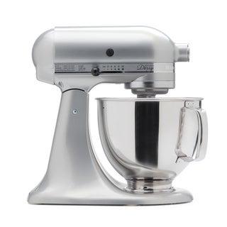KitchenAid RRK150SR Sugar Pearl 5-quart Artisan Design Tilt-Head Stand Mixer (Refurbished)