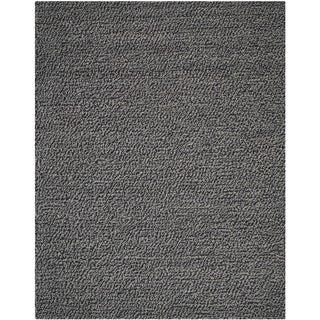 Safavieh Hand-woven Manhattan Ash Polyester Rug (8' x 10')