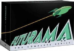 Futurama: The Complete Series Giftset (DVD)