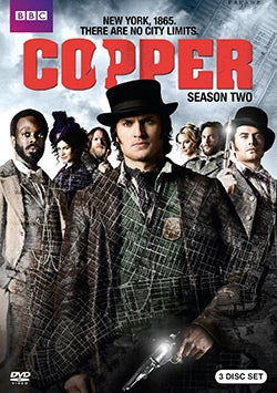 Copper: Season Two (DVD)