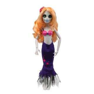 Wow Wee Once Upon a Zombie 'Little Mermaid' 11-inch Doll