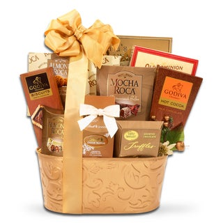 Alder Creek Sweet Treats Gift Basket