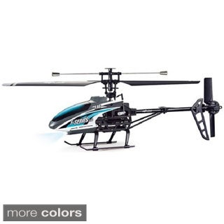 Riviera RC 20-inch Shuttle Single Rotor 4CH 2.4GHz Helicopter with Gyro and Servo