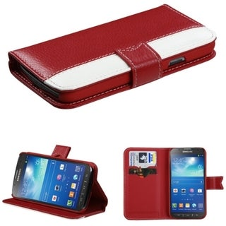INSTEN Wallet Phone Case Cover for Samsung i537 Galaxy S4 Active