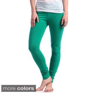 American Apparel Women's Stretch Terry Winter Leggings