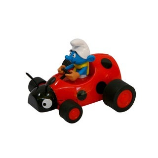 The Smurfs Vanity Bug Buggy RC Car