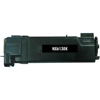 Insten Premium Black Color Toner Cartridge 106R01281 for Xerox Phaser 6130