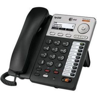 AT&T Syn248 SB35025 IP Phone - Wireless - Desktop, Wall Mountable - B