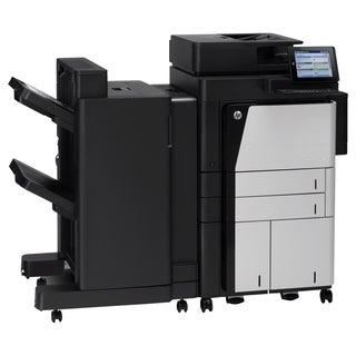 HP LaserJet M830Z Laser Multifunction Printer - Monochrome - Plain Pa