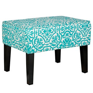 angelo:HOME Brighton Hill Turquoise Blue Small Bench