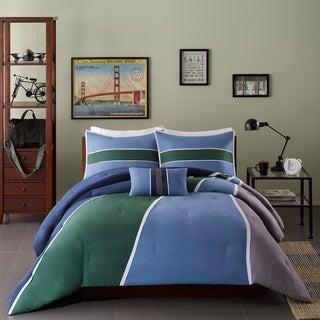 Mi Zone Curtis 4-piece Comforter Set