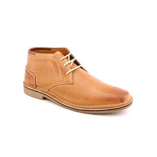 Steve Madden Men's 'Heston Chukka' Leather Boots