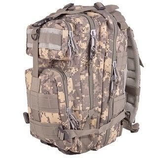 Dash 24/7 Mil-tech Army Combat Tactical Assault Bag Pack Shoulder Molle ACU Backpack