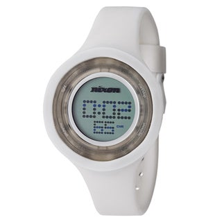 Nixon Women's 'The Widgi' Polycarbonate Alarm, Digital Chronograph Watch