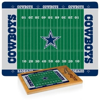 Picnic Time Icon Cheeseboards (NFL) National Football Conference