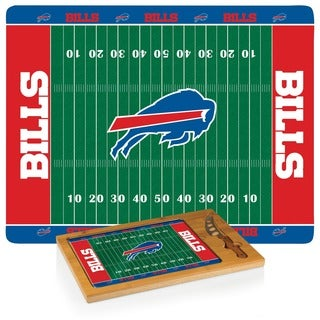 Picnic Time American Football Conference Icon Cheese Board Set