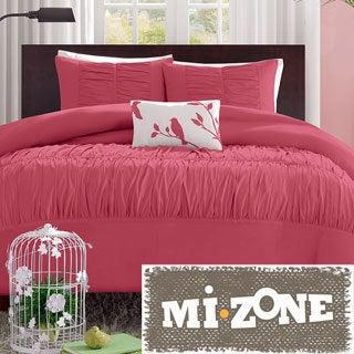 Mi Zone Alyssa 4-piece Comforter Set