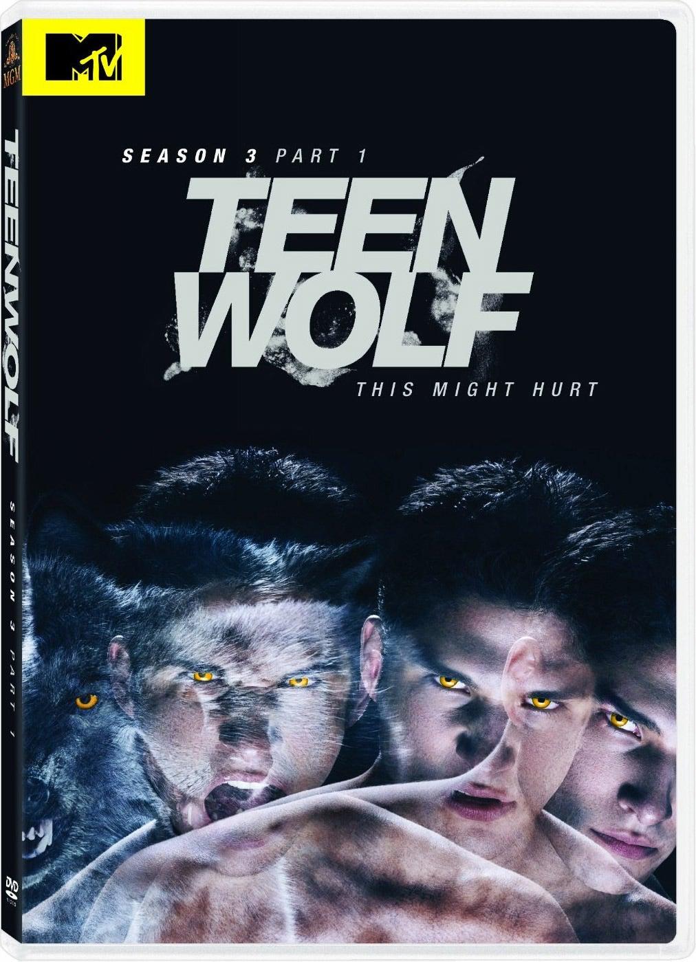 Teen Wolf: Season 3 Part 1 (DVD)