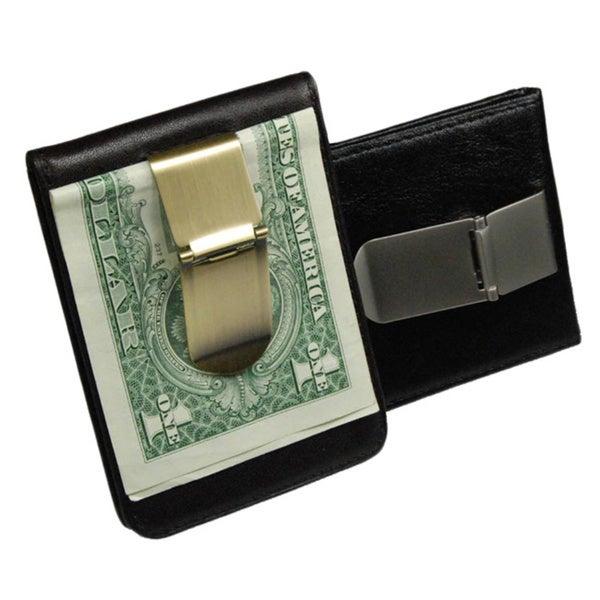 Money clip wallet online shopping