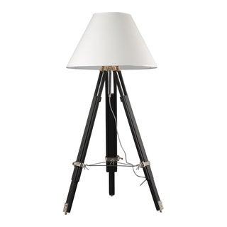 Studio Floor Lamp In Chrome