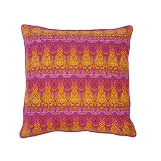 20 x 20-inch Seoux Throw Pillow