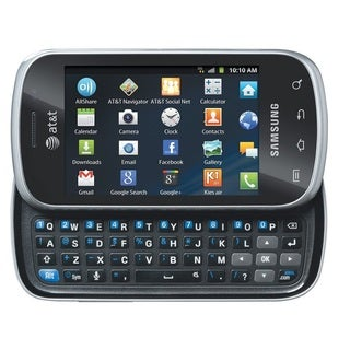 Samsung Galaxy Appeal Unlocked GSM Android Phone