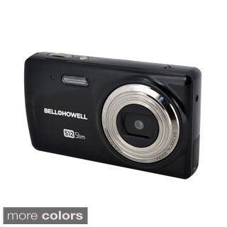 Bell+Howell S12 Slim 12.0 MP Digital Camera