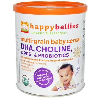 Happy Bellies Multi-Grain Cereal