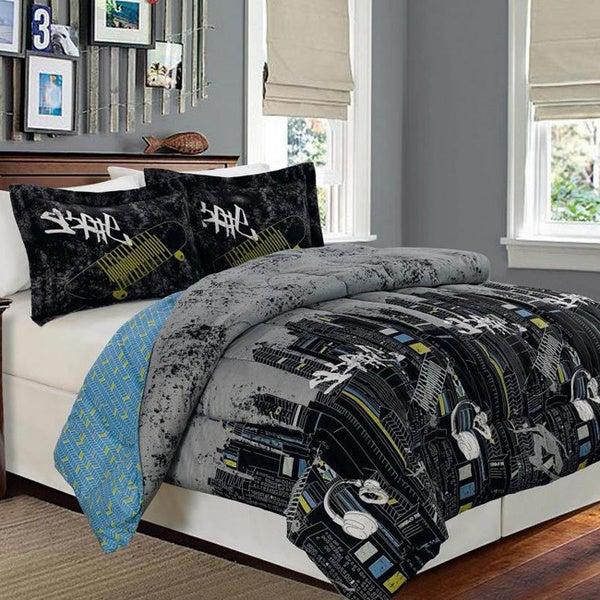 Reversible Skate Comforter