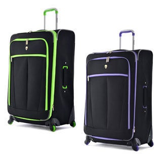 Olympia O-Tron 30-inch Large Expandable Spinner Upright Suitcase