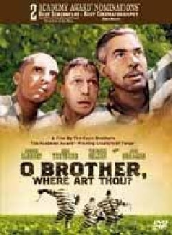 O Brother Where Art Thou? (DVD)