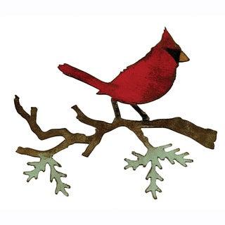 Sizzix Bigz Christmas Cardinal Die
