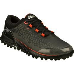 Men's Skechers GObionic Golf Black/Red