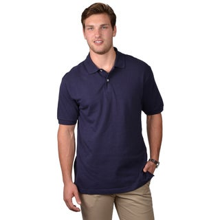 Boston Traveler Men's Short Sleeve Polo Shirt