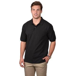 Boston Traveler Men's Short-sleeve Polo Shirt